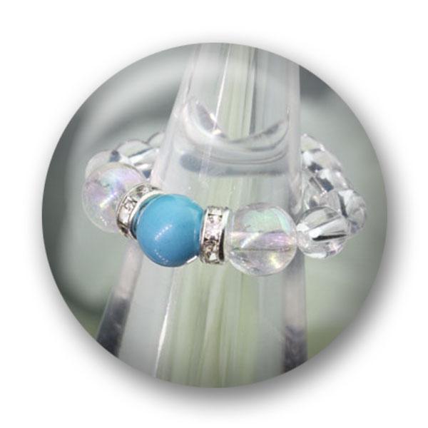 天然石アクセサリー リング(指輪)